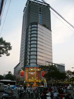 Saigon Centre Tower Quận 1